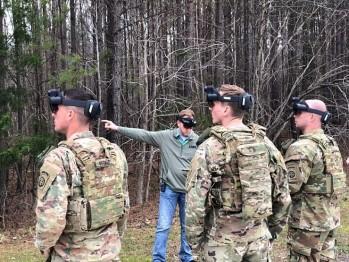 Hololens 2: US-Armee präsentiert Militärversion der Augmented-Reality-Brille