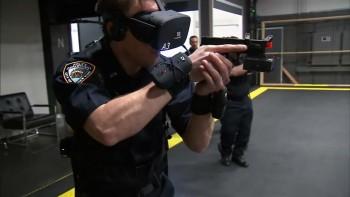Virtual Reality-Training bereitet Polizisten für den Ernstfall vor